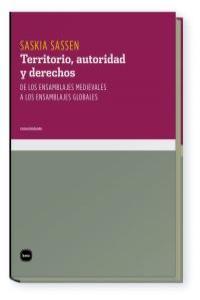 TERRITORIO AUTORIDAD Y DERECHOS: portada