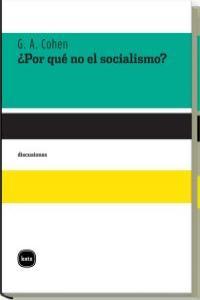 ¿Por qué no el socialismo?: portada