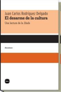DESARME DE LA CULTURA,EL: portada
