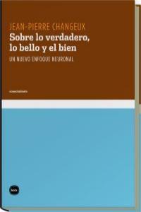 SOBRE LO VERDADERO LO BELLO Y EL BIEN: portada