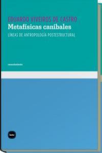METAFISICAS CANIBALES: portada