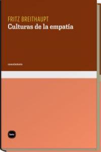 Culturas de la empatía: portada