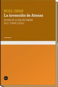 La invención de Atenas: portada