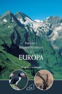 PARQUES Y RESERVAS NATURALES DE EUROPA: portada