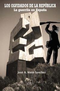 LOS OLVIDADOS DE LA REPúBLICA: portada