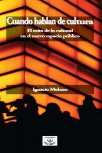 CUANDO HABLAN DE CULTURA: portada