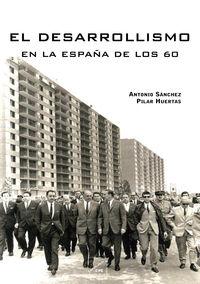 El desarrollismo en la España de los 60: portada