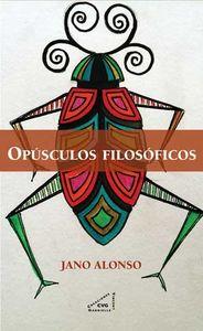 Opúsculos filosóficos: portada
