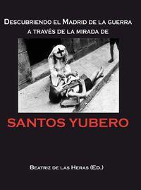 Santos Yubero: portada