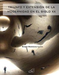 Triunfo y extensión del arte moderno en el siglo xx: portada
