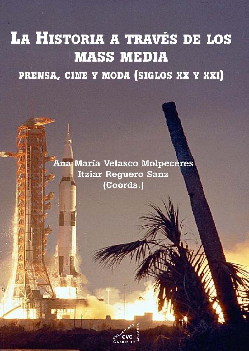 LA HISTORIA A TRAVÉS DE LOS MASS MEDIA: portada