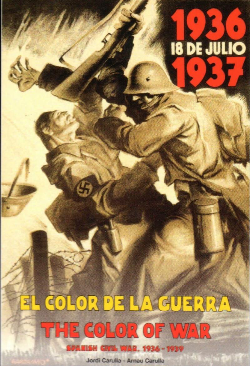 COLOR DE LA GUERRA: portada