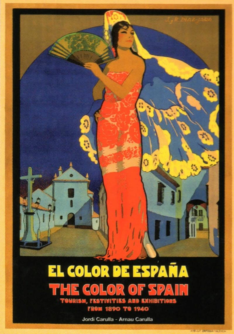 COLOR DE ESPAñA: portada