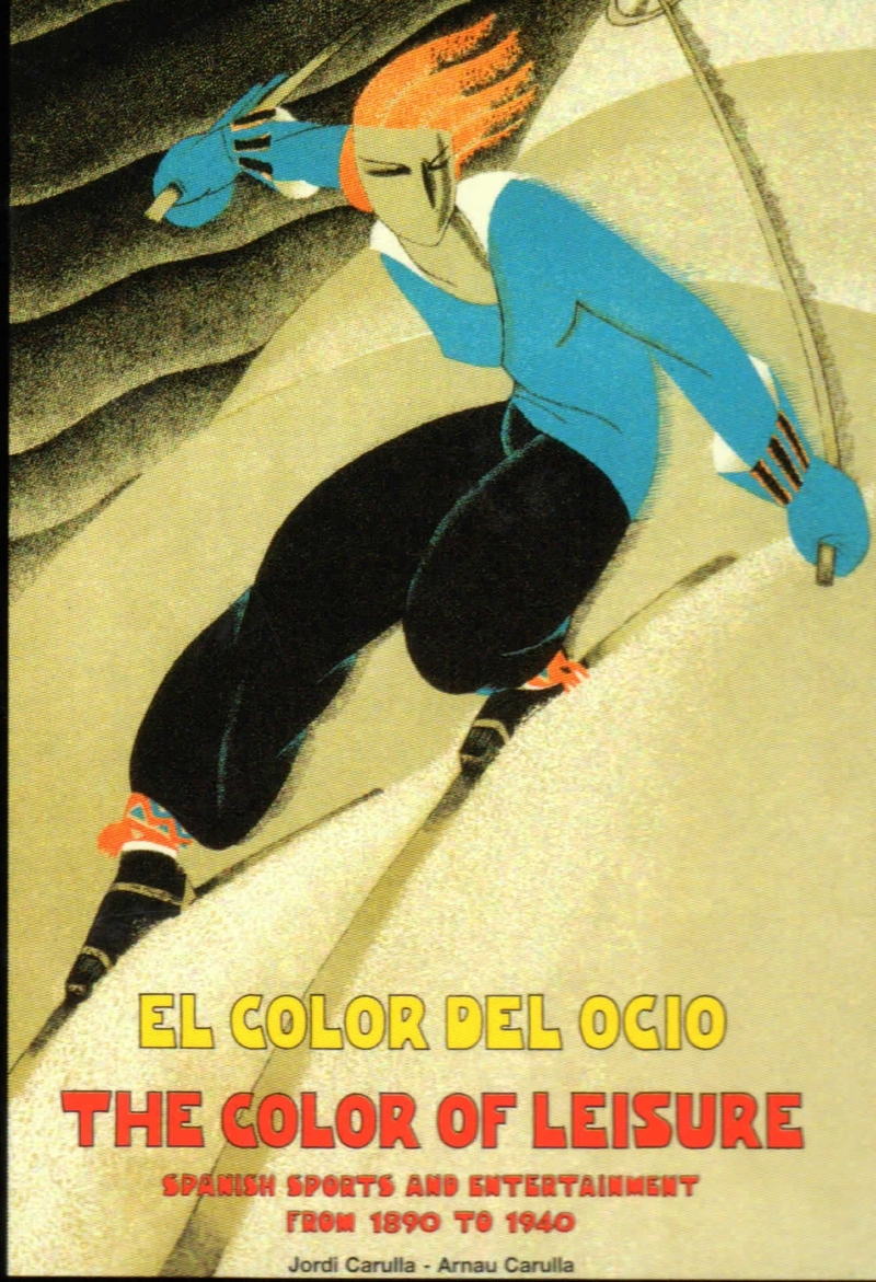 COLOR DEL OCIO: portada