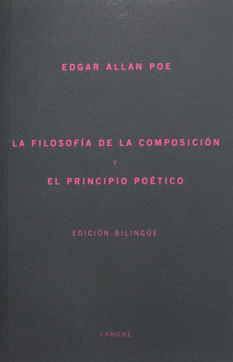 FILOSOFIA DE LA COMPOSICION,LA: portada