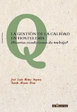 GESTION DE LA CALIDAD EN HOSTELERIA,LA: portada