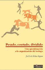 PESADO, CONTADO, DIVIDIDO: portada
