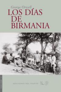 DIAS DE BIRMANIA,LOS: portada