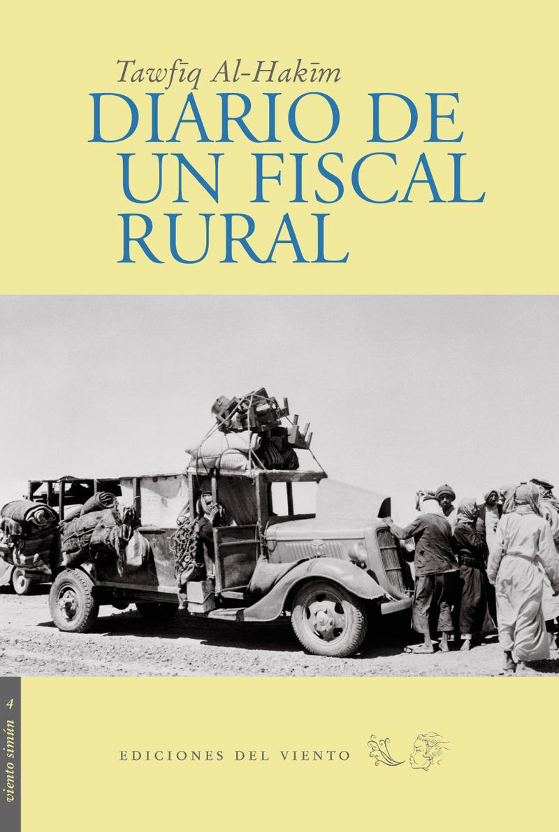 DIARIO DE UN FISCAL RURAL 3ªED: portada