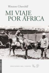 MI VIAJE POR AFRICA: portada