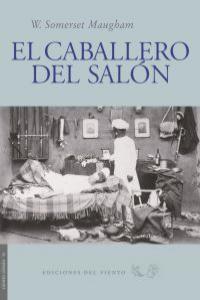 EL CABALLERO DEL SALÓN: portada