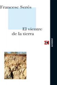 EL VIENTRE DE LA TIERRA: portada