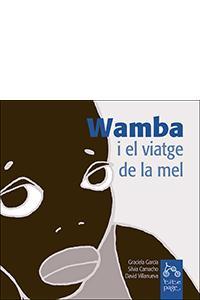 WAMBA I EL VIATGE DE LA MEL: portada