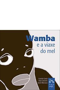 WAMBA E A VIAXE DO MEL: portada