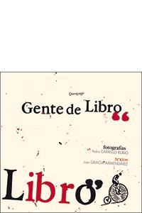 GENTE DE LIBRO: portada