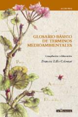 GLOSARIO BASICO DE TERMINOS MEDIOAMBIENTALES: portada