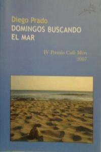DOMINGOS BUSCANDO EL MAR: portada