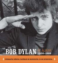 BOB DYLAN: EL ÁLBUM 1956-1966: portada