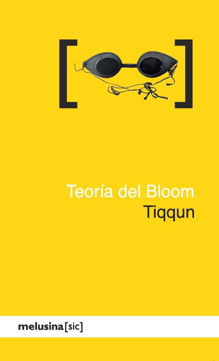 TEORIA DEL BLOOM: portada