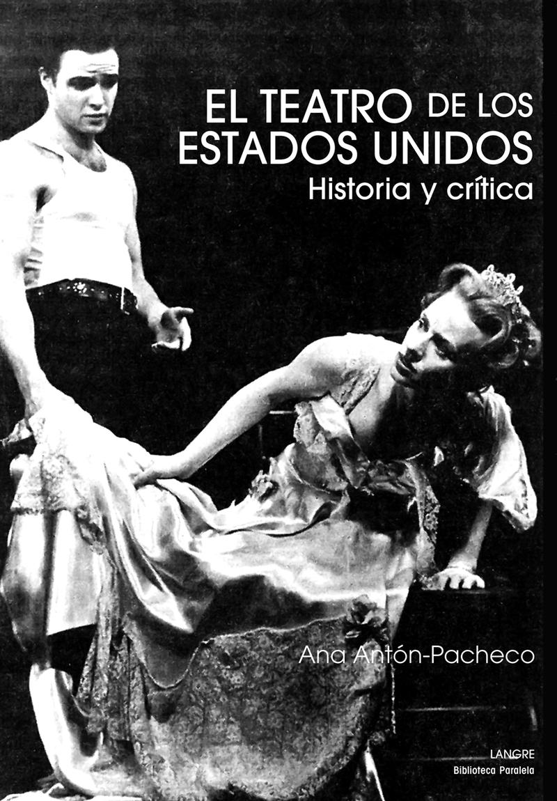 TEATRO DE LOS ESTADOS UNIDOS: portada