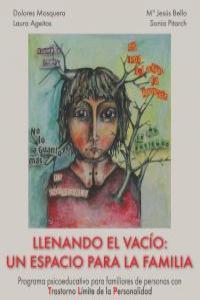 LLENANDO EL VACÍO: UN ESPACIO PARA LA FAMILIA: portada