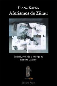 AFORISMOS DE ZURAU: portada