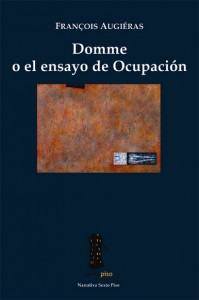 DOMME O EL ENSAYO DE OCUPACION: portada