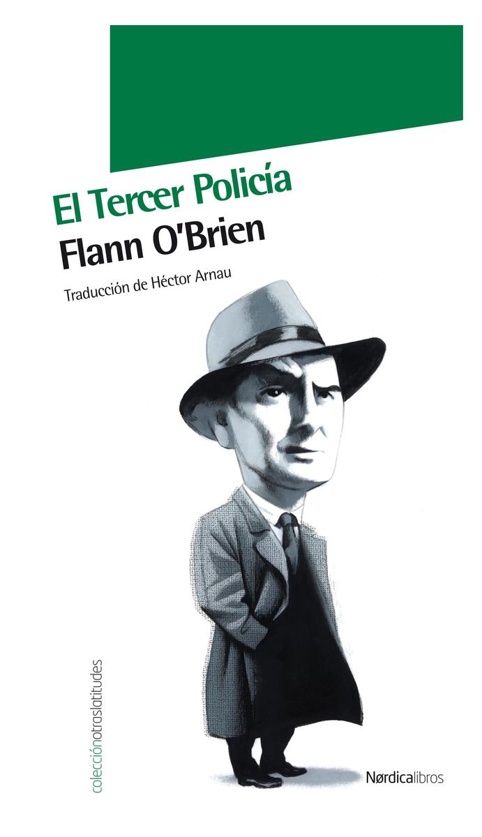 TERCER POLICIA,EL (7ª edición): portada