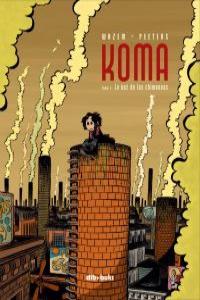 KOMA 1: portada