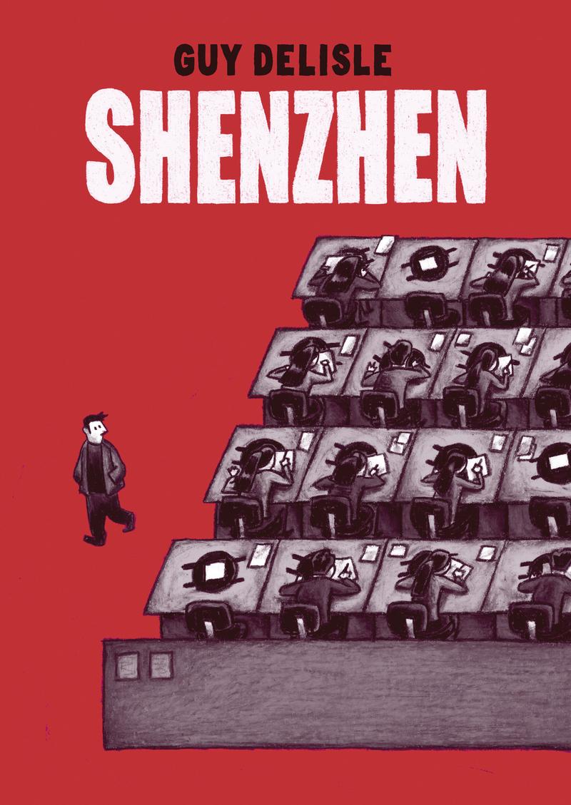 SHENZHEN 5.ª ED.: portada
