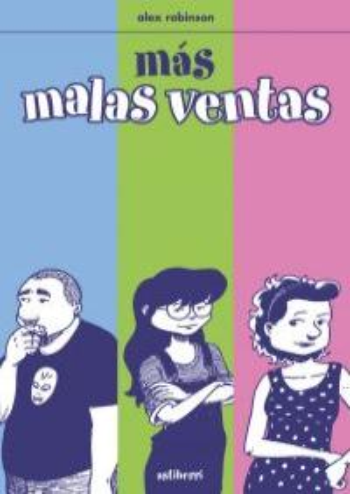MAS MALAS VENTAS: portada