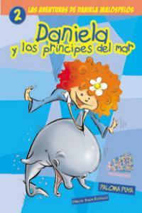DANIELA Y LOS PRÍNCIPES DEL MAR 2: portada