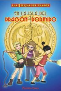 EN LA ISLA DEL DRAGÓN DORMIDO 1: portada