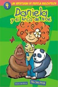 DANIELA Y EL ARCA DE NOE 4: portada