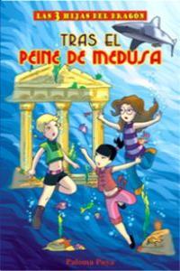 TRAS EL PEINE DE MEDUSA 2: portada