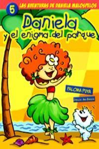 DANIELA Y EL ENIGMA DEL PARQUE 5: portada