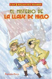 EL MISTERIO DE LA LLAVE DE HIELO 3: portada