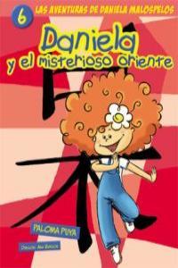 DANIELA Y EL MISTERIOSO ORIENTE 6: portada