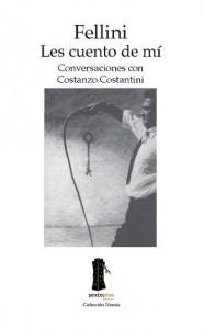 FELLINI LES CUENTO DE MI: portada