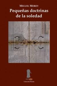 PEQUEÑAS DOCTRINAS DE LA SOLEDAD: portada